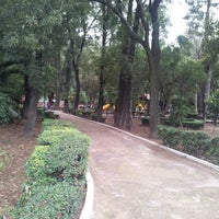 Photo taken at Parque de la China by Edgar C. on 8/17/2012