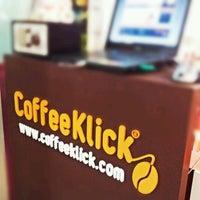 Photo taken at CoffeeKlick by Sitthipun K. on 5/2/2012