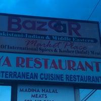 Photo taken at Bazaar International Market by Kumaran B. on 6/30/2012