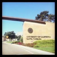 Photo taken at University of California, Santa Barbara (UCSB) by Eugene P. on 8/14/2012