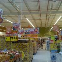 Photo taken at Hipermercado Extra by Jayme D. on 2/20/2012