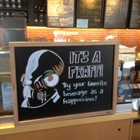Photo taken at Starbucks by Luke B. on 6/1/2012