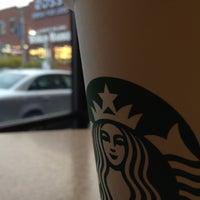 Photo taken at Starbucks by Erick M. on 4/23/2012
