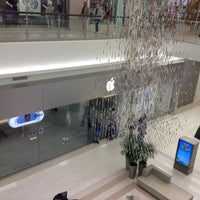 Photo taken at Apple Mall of America by Daniel F. on 3/10/2012