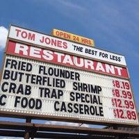 Photo taken at Tom Jones Family Restaurant by Tommy B. on 6/3/2012