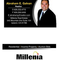Photo taken at Millenia Real Estate by Abraham G. on 4/10/2012