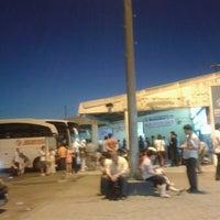 Photo taken at Harem Inter-City Bus Terminal by Ahmet B. on 6/12/2012