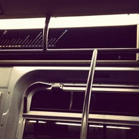 Photo taken at MTA Subway - L Train by Kevin B. on 5/12/2012