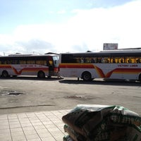 Photo taken at Victory Liner (Pasay Terminal) by Ariane Y. on 4/23/2012
