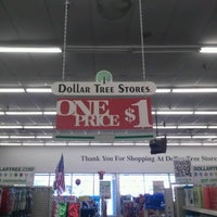 Photo taken at Dollar Tree by Vincent T. on 7/17/2012