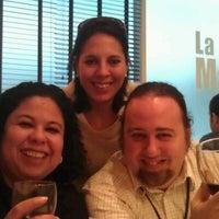 Photo taken at La Mafia se sienta a la mesa by Pilar D. on 3/3/2012