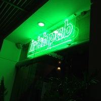 Photo taken at Dublin's Irish Pub by Rolando R. on 6/3/2012