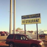Photo taken at Little Nashville Restaurant by Charley C. on 3/9/2012