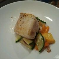 Photo taken at Marina Kitchen by DiningOutSD on 6/28/2012