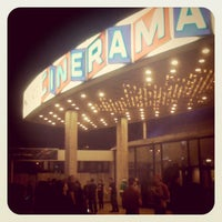 Photo taken at Cinerama Dome at Arclight Hollywood Cinema by Miguélangelo C. on 7/20/2012