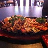 Photo taken at Japinha Sake Bar by Julia C. on 3/25/2012