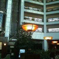 Photo taken at Hilton Bellevue by Alain C. on 3/6/2012