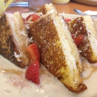 Photo taken at Snooze by Heather D. on 7/16/2012