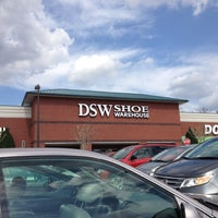 Photo taken at DSW Designer Shoe Warehouse by Keith E. on 3/17/2012