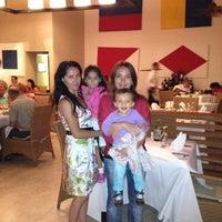 Photo taken at Dreams Seaside Grill by Ricardo V. on 4/14/2012