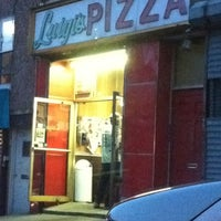 Photo taken at Luigi's Pizza by Stefanie T. on 5/5/2012