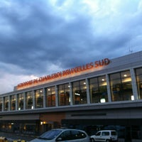 Photo taken at Brussels South Charleroi Airport (CRL) by Lolie d. on 8/1/2012