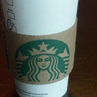 Photo taken at Starbucks by Shrtfatwhiteguy on 8/19/2012