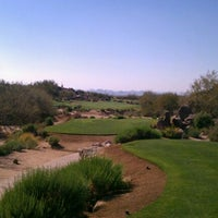 Photo taken at Troon North Golf Club by Robert R. on 3/1/2012
