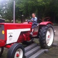 Photo taken at Kinderboerderij Molenwei by Danielle on 7/31/2012