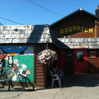 Photo taken at Dogpatch Restaurant by Cheryllyne V. on 6/30/2012