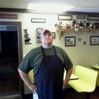 Photo taken at Hoopers Creek Cafe by Eydie M. on 4/11/2012