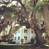 Photo taken at Lowcountry Visitors Center & Museum (at Frampton Plantation) by Melissa on 4/9/2012