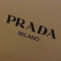 Photo taken at Prada by www.Antonios.info on 7/11/2012