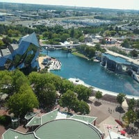 Photo taken at Futuroscope by Marie D. on 8/13/2012