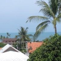 Photo taken at Lamai Buri Resort by Beat K. on 5/11/2012