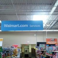 Photo taken at Walmart Supercenter by Ryan M. on 8/15/2012