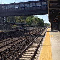 Photo taken at Metro North - Greystone Train Station by Howard R. on 4/28/2012