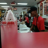 Photo taken at Firehouse Subs by Meghane G. on 5/2/2012