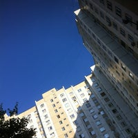 Photo taken at Новочеремушкинская ул., 50 by Alexander K. on 7/8/2012