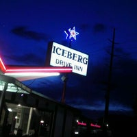 Photo taken at Iceberg Drive Inn by Erich H. on 5/16/2012