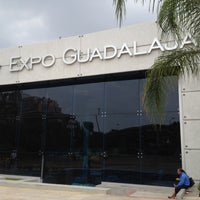 Photo taken at Expo Guadalajara by Gabriel A. on 7/26/2012