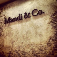 Photo taken at Mandi & Co by Dexter C. on 2/26/2012
