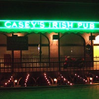 Photo taken at Casey's Irish Pub by Party Earth on 4/4/2012
