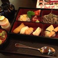 Photo taken at Kuchi Japanese Restaurant by Dash L. on 8/10/2012