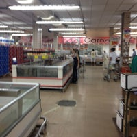 Photo taken at Mundial Supermercados by Luiz M. on 8/27/2012
