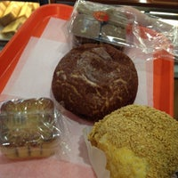 Photo taken at Sheng Kee Bakery by Ethan T. on 9/3/2012