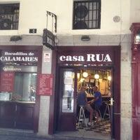 Photo taken at Casa Rúa by Jason D. on 8/19/2012