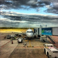 Photo taken at Aeropuerto Internacional El Tepual (PMC) by Doc Baliman on 2/19/2012