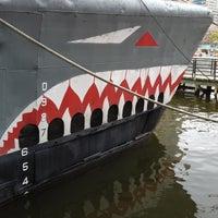 Photo taken at USS Torsk (SS-423) by Elliott P. on 3/31/2012