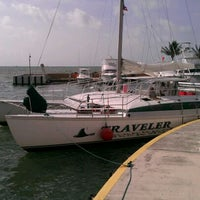 Photo taken at La Marina @ El Conquistador Hotel And Casino by Renee V. on 5/19/2012